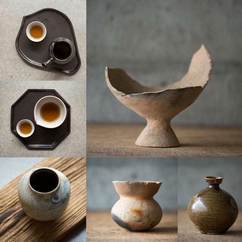 茶遊記 季の雲展